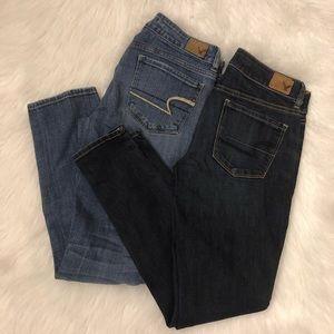 American Eagle Outfitters Skinny Size 4 Jeans